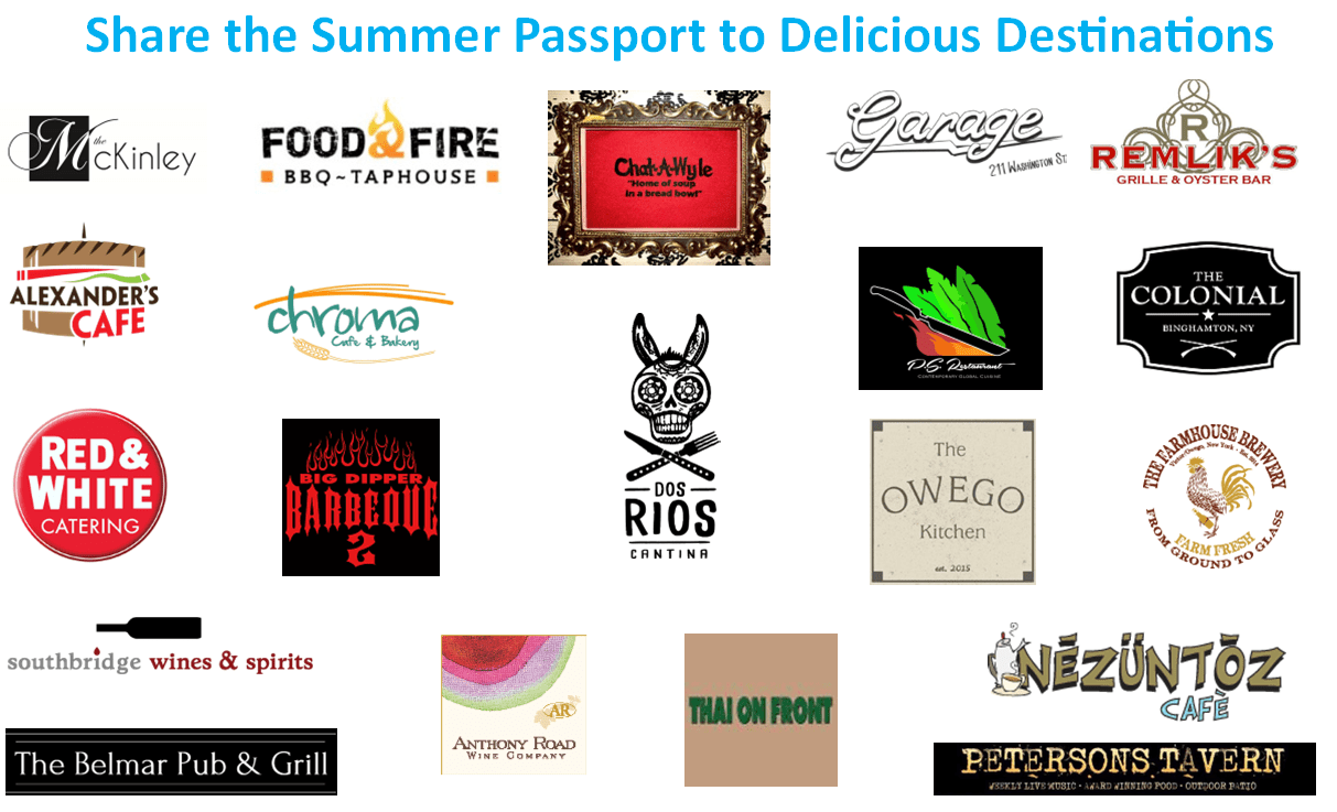 Savor the Summer attendees in a tent